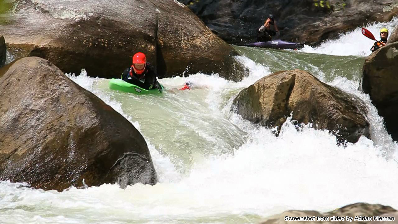 VIDEO – Riverboarding Gorilla and the Green River Narrows